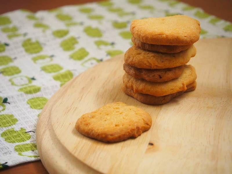 低糖質な大豆クッキー