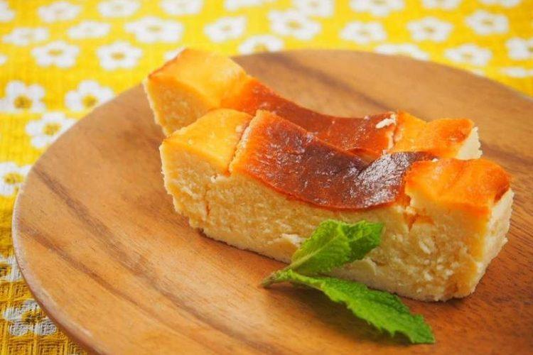 低糖質なチーズケーキ