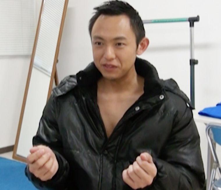 桧垣さんのインタビュー